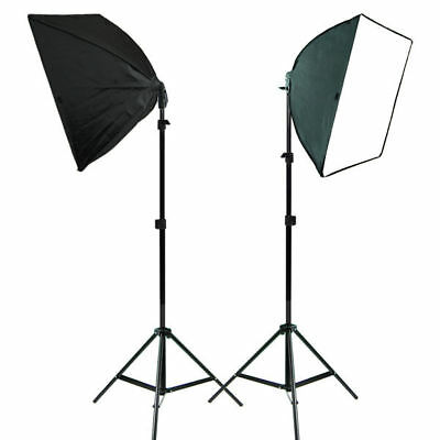"20"" x 20"" Photography Photo Equipment Soft Studio Light Tent Box Kits"