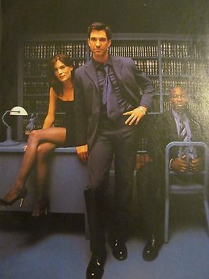 The Practice, Dylan McDermott, Full Page Pinup