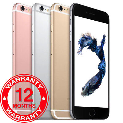 Apple iPhone 6 16GB Factory Unlocked Smartphone AT&T Verizon T-Mobile GSM 4G LTE