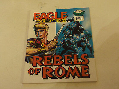 EAGLE PICTURE LIBRARY,NO 04,1985 ISSUE,V GOOD FOR AGE,33 yrs old,VERY RARE.