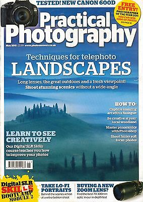 Practical Photographer May 2011