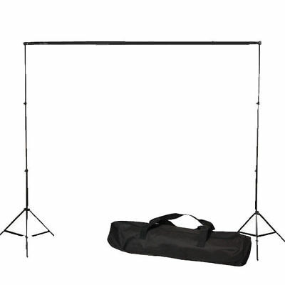 Lusana Studio Photography Backdrop Stand Background Muslin Stand Carry Bag  S904