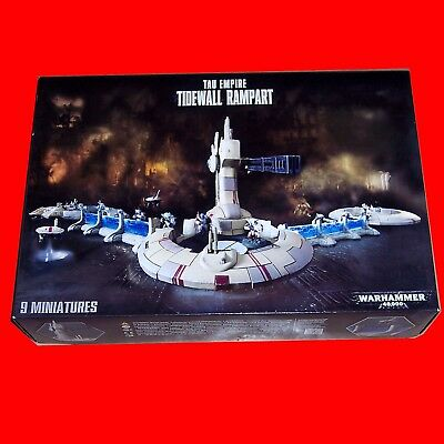Tau Empire Tidewall Rampart (56-53) Box Warhammer 40k
