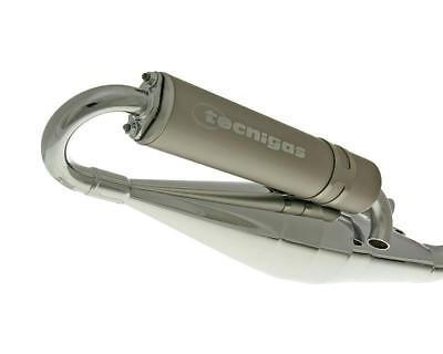 TECNIGAS RS-70 Exhaust - Kymco Super 9 Vitality Spacer