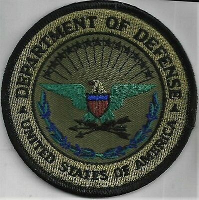 Us Dod Dept. Of Defense                                                     Duty