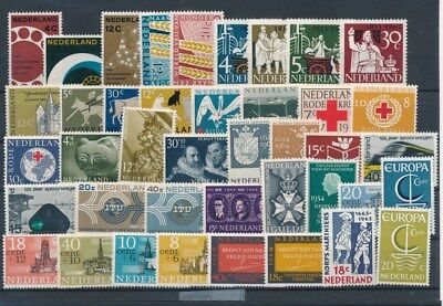 [G80382] Netherlands good lot Very Fine MNH stamps