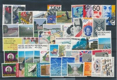 [G80395] Netherlands good lot Very Fine MNH stamps