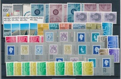 [G80882] Netherlands good lot Very Fine MNH stamps