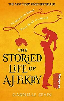 The Storied Life of A.J. Fikry by Zevin, Gabrielle Book The Cheap Fast Free Post