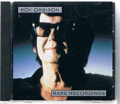 ROY ORBISON - ROY ORBISON RARE RECORDINGS - ROY ORBISON CD F6VG The Cheap Fast