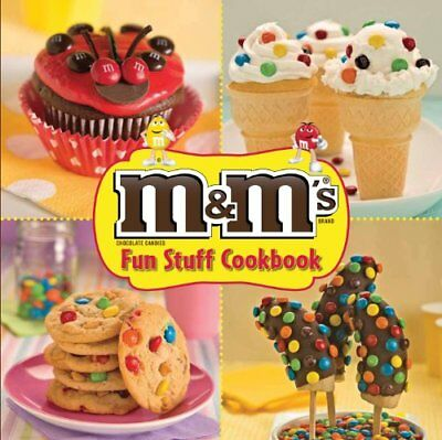 M&ms Fun Stuff Cookbook by Editors Of Publ Book The Fast Free Shipping