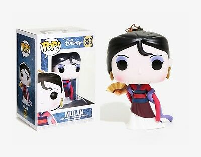Funko Pop Disney: Mulan Vinyl Figure Item #21194