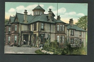 Larbert nr Falkirk Stirling - TorwoodHall Country House c1910