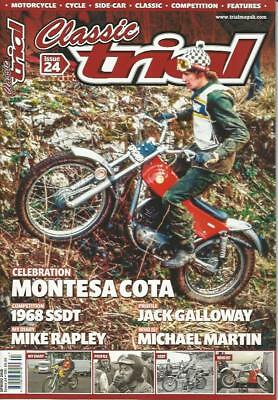 CLASSIC TRIAL MAGAZINE - Issue 24 (NEW)*Post included to UK/Europe/USA/Canada