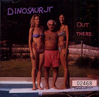 Dinosaur Jr Out There - Parts 1 & 2 2-CD single (Double CD single) UK