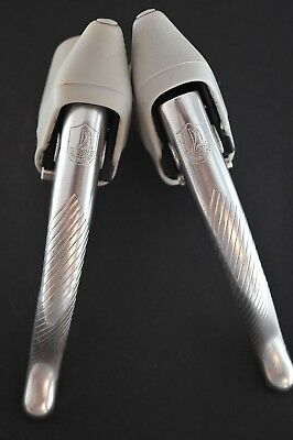 Vintage Campagnolo Chorus brake levers 1980s-1990s. Near perfect condition.