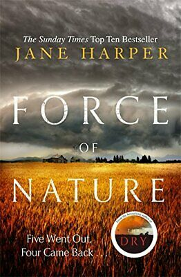 Force of Nature:  by the author of the Sunday Times top ten b... by Harper, Jane