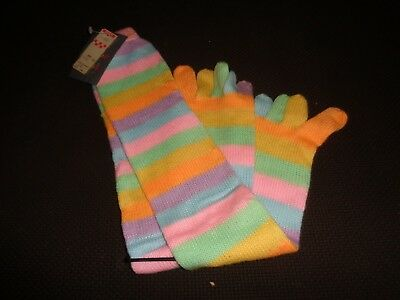 Two Pairs of Vintage Toastie Toes Women's Socks NOS