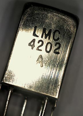 pack of 5 TOKO LMC4202A  455kc IF 7mm x 7mm x 10mm