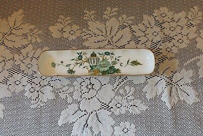 Vintage Crown Staffordshire Kowloon Mint Tray