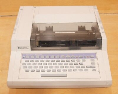 HP Agilent Hewlett Packard 3396 Series III Integrator Model 3396C