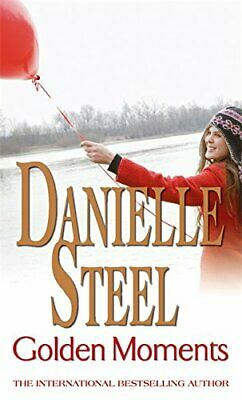 Golden Moments by Steel, Danielle Paperback Book The Fast Free Shipping