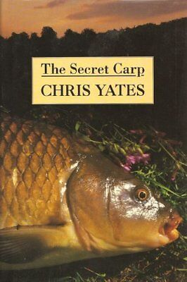 Secret Carp by Yates, Christopher Hardback Book The Cheap Fast Free Post