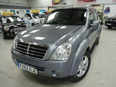 Ssangyong Rexton 270 EX 7 SEATER + JUST SVS + 1 OWNER + 4WD