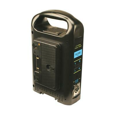 Cool-Lux Anton Bauer Gold Mount Dual Battery Charger #950880