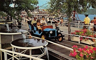 MONTICELLO INDIANA 1960S Postcard Lake Shafer Indiana Beach ...