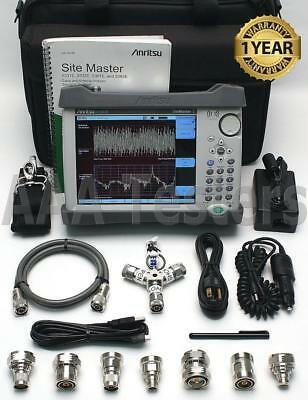 Anritsu SiteMaster S361E Cable & Antenna Analyzer Site Master S361 6GHz