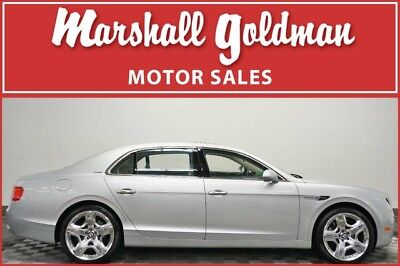 2014 Bentley Flying Spur  2014 Bentley Continental Flying Spur Moonbeam w/Linen leather only 13,200 miles