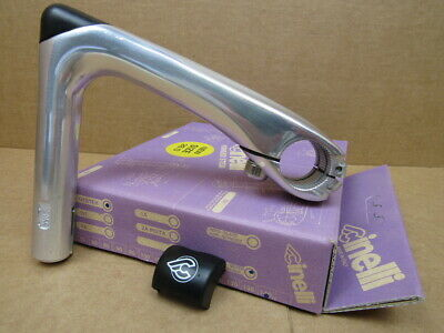 120 mm New-Old-Stock Cinelli 101 Silver Stem w// 26.0 mm clamp