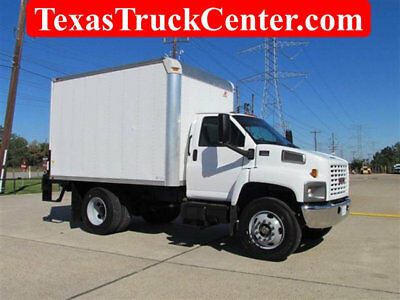 2007 GMC C6500 Box Truck / 49K /  7.8L Isuzu Diesel / 12` Body - Liftgate
