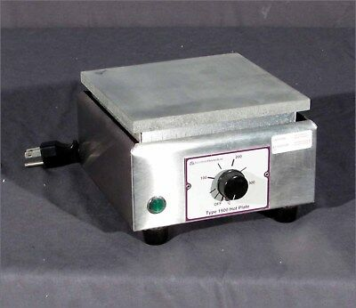 """Nice Barnstead/thermolyne 6""""x6"""" Hot Plate, Model Hpa1915B/type 1900"""