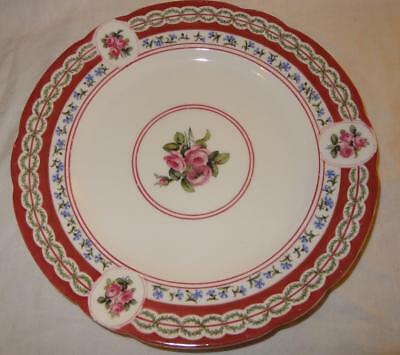 19th Century Sevres Style English Porcelain Plate - Possibly MINTON / MINTONS