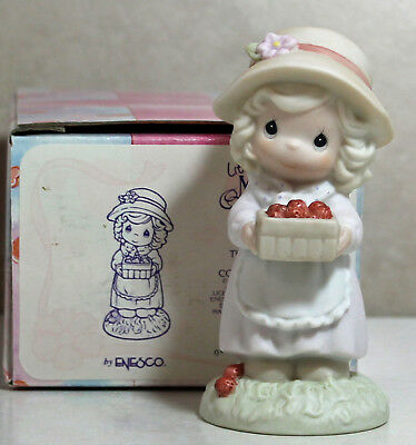 Precious Moments Figurine - pm 139513, You're The Berry Best MIB