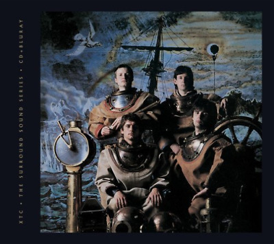 XTC-Black Sea  CD NEW