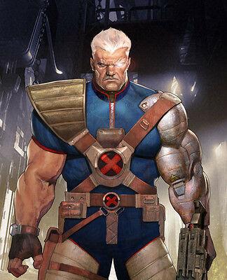~ CABLE ~ 4x6 glossy Photo Print ~ (#1) marvel comic superhero X-MEN X-FORCE