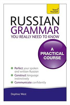 Russian Grammar You Really Need To Know: Teach Yourself (Paperbac. 9781444179552
