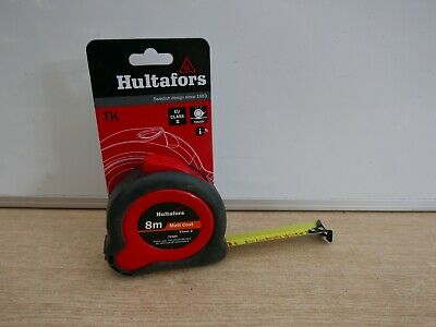 Fisco Tuf-Lok 8M Metric Only  Hi Impact Tape Measure Tk8M Class 2