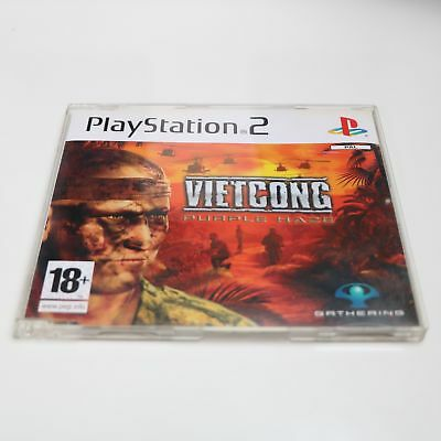 Vietcong Purple Haze - Sony Ps2 Playstation 2 Promo Game