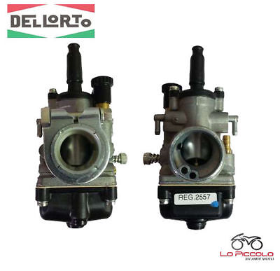 Carburatore Dell'orto Phbg 21 As  02557 Peugeot Xr6 50 2T Lc (Minarelli Am 6)