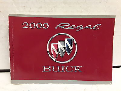 2000 oldsmobile intrigue owners manual 20 24 picclick rh picclick com 2005 Buick Regal 2000 buick regal owners manual pdf