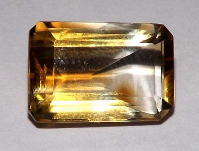 6.20 cts 100% Natural Earth Mined Vsi1 Qlty Citrine 14 x 9 mm Gemstone #dct251