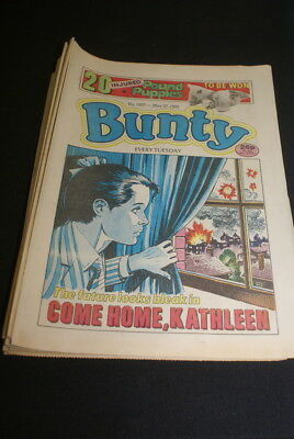 BUNTY No. 1637. May 27th 1989. Come Home Kathleen