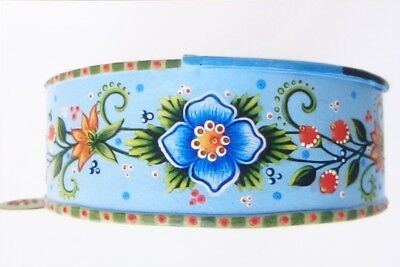 """Robin Mani tole painting pattern """"Home Sweet Home 11 (Antique Oval Match Keep)"""
