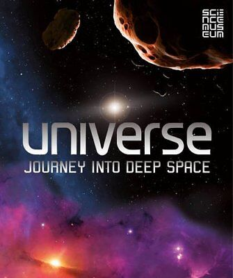 Universe: Journey Into Deep Space by Goldsmith, Mike Book The Cheap Fast Free