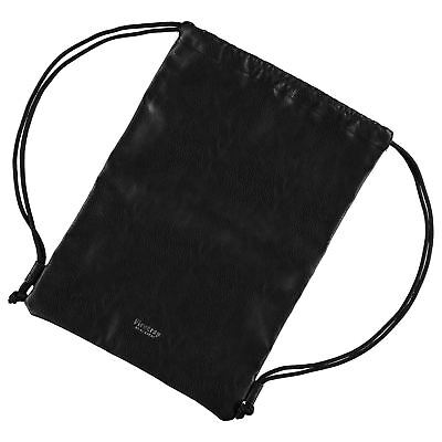Firetrap Womens Blackseal Drawstring Bag Gym Sack