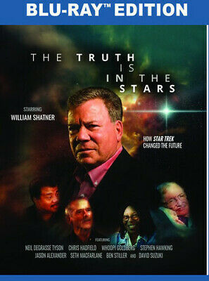 The Truth Is In The Stars [New Blu-ray] Manufactured On Demand, Ac-3/Dolby Dig